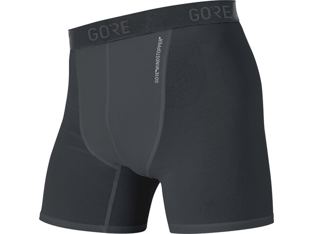 GORE WEAR Windstopper+ Base Layer Boxer Shorts Men black